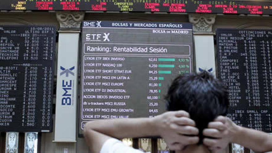 La Bolsa de Madrid / Foto: Efe