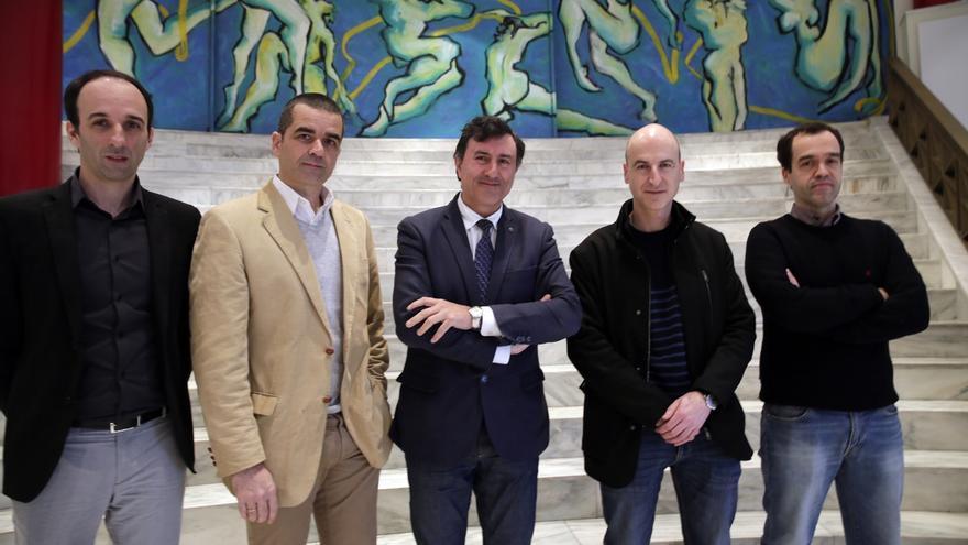 El Palacio de Festivales estrena 'Silencios y excusas', primera ópera creada en Cantabria