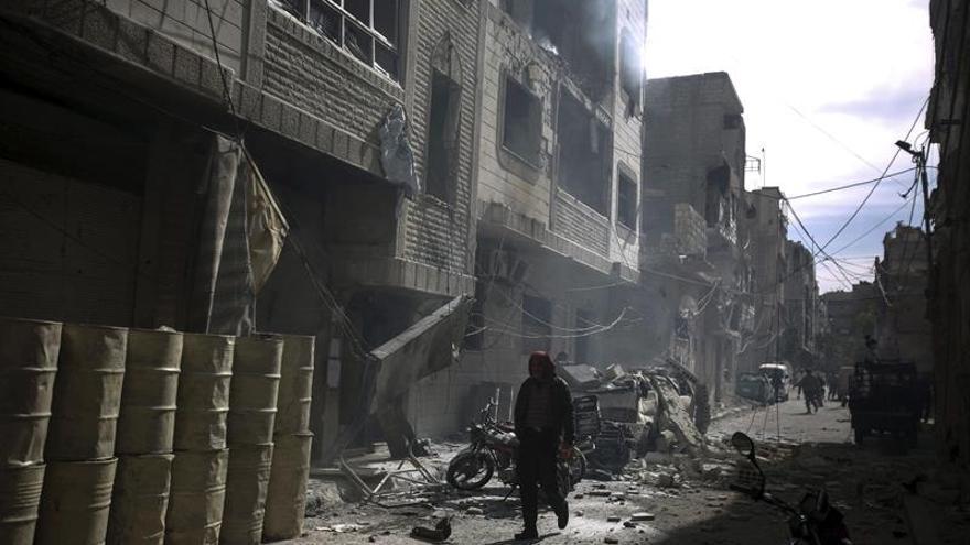 Autoridades sirias retoman casi totalmente un barrio del suroeste de Alepo