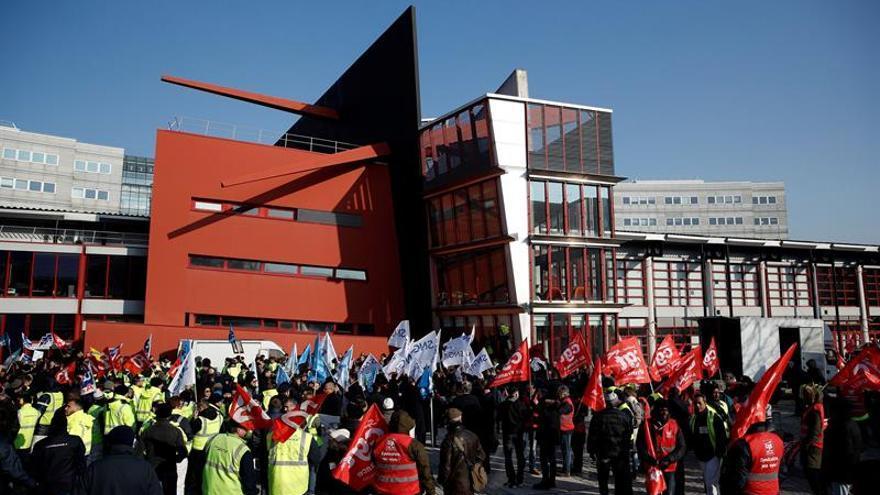 Resultado de imagen de huelga air france sud