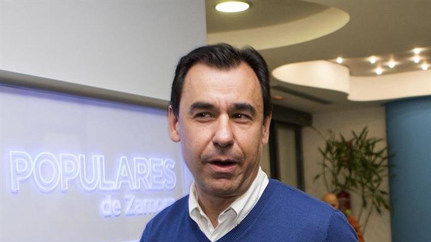 "Maíllo acusa a Podemos de actuar ""miserablemente"" tras la muerte de Barberá"