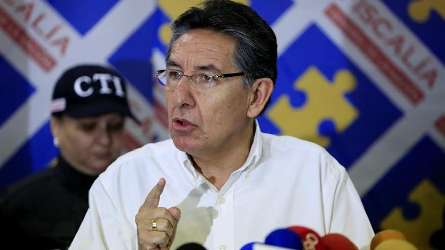 Detenido el expresidente del Supremo de Colombia por presunta corrupción