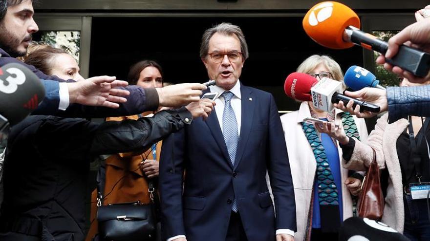 """Mas pide que el Consejo por la República sea """"incubadora"""" de la unidad soberanista"""