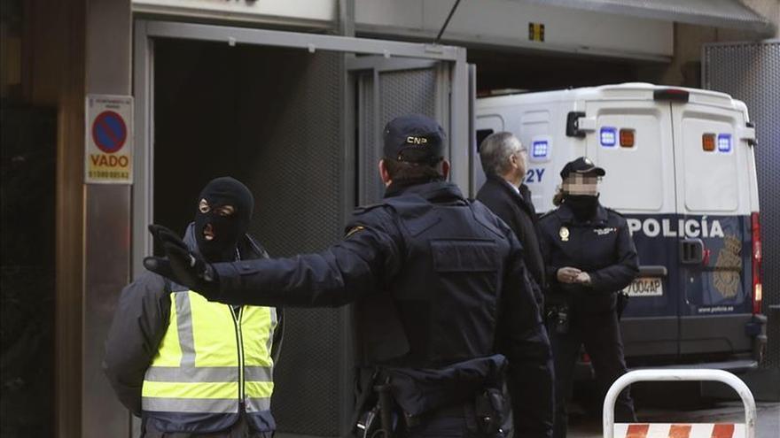 La delincuencia baja un 6% pero se doblan los casos de yihadismo y corrupción
