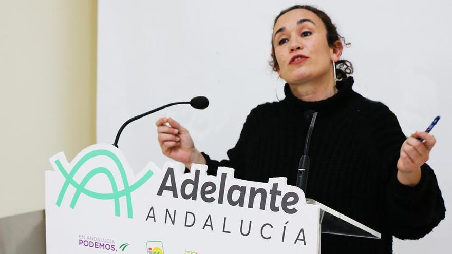 Ana Naranjo en una imagen de archivo.