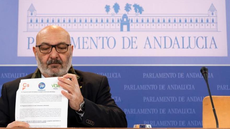 La Junta se compromete a aplicar el pin parental en Andalucía, según Vox