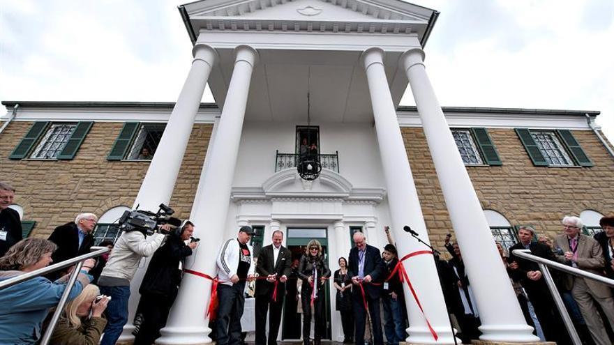 Un museo danés deberá indemnizar a la familia de Elvis por usar el nombre de Graceland