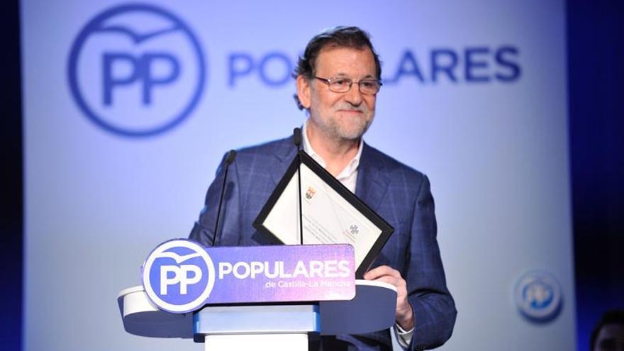 """Rajoy: """"Ellos lo hicieron imposible, PSOE y Ciudadanos"""""""