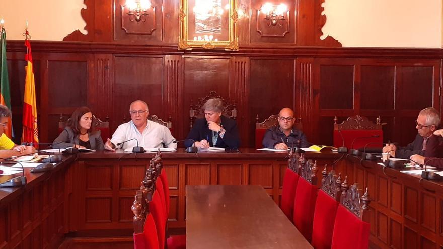 Reunión de la Mesa del Agua de Los Llanos de Aridane.