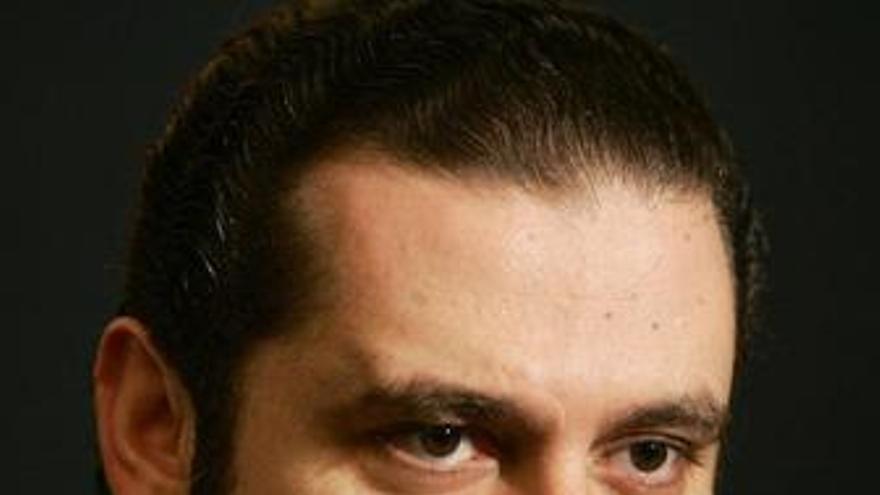 Saad Hariri, candidato a la presidencia de Líbano