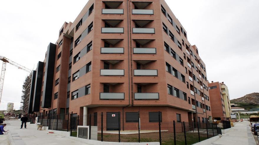 Cantabria registra 72 ejecuciones hipotecarias iniciadas sobre viviendas en el tercer trimestre