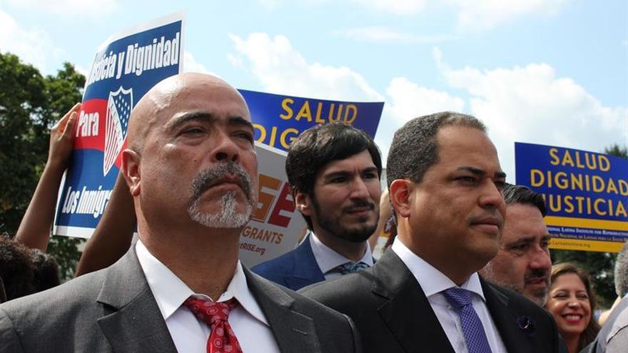 Líderes latinos de EE.UU. lanzan una campaña de movilizaciones con miras a 2018