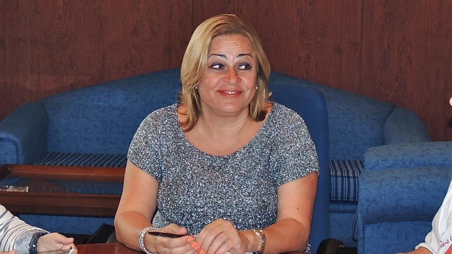María del Carmen Castellano, alcaldesa de Telde