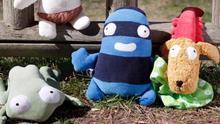 Los juguetes ayudan a desterrar miedos (foto: FLUFF)