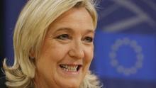 Le Pen dice que la victoria de Syriza es una bofetada democrática a la UE