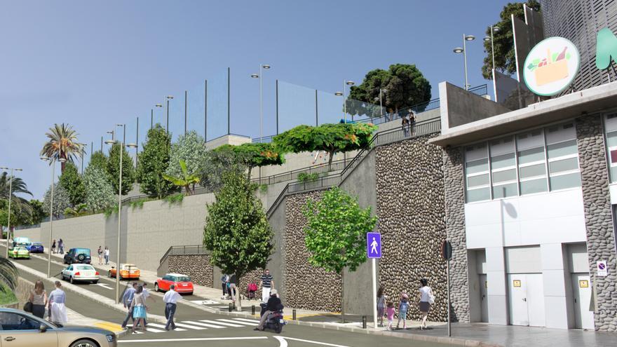 Proyecto para conectar San Nicolás con Primero de Mayo