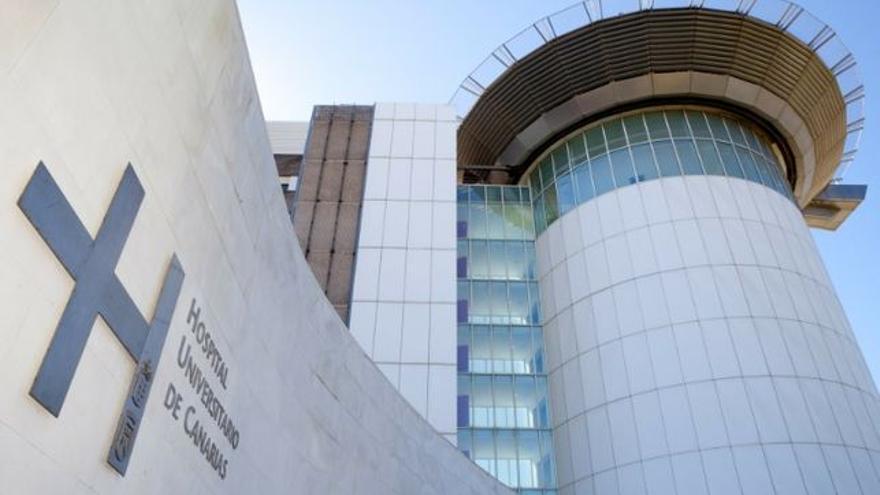 Hospital Universitario de Canarias, Tenerife.