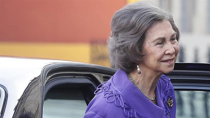 La Reina Sofía presidirá el concierto anual de EFE en el Auditorio Nacional