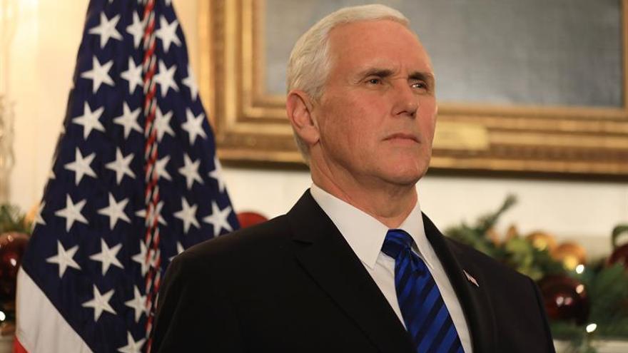 El liderazgo palestino se reunirá para analizar la situación y la visita de Pence