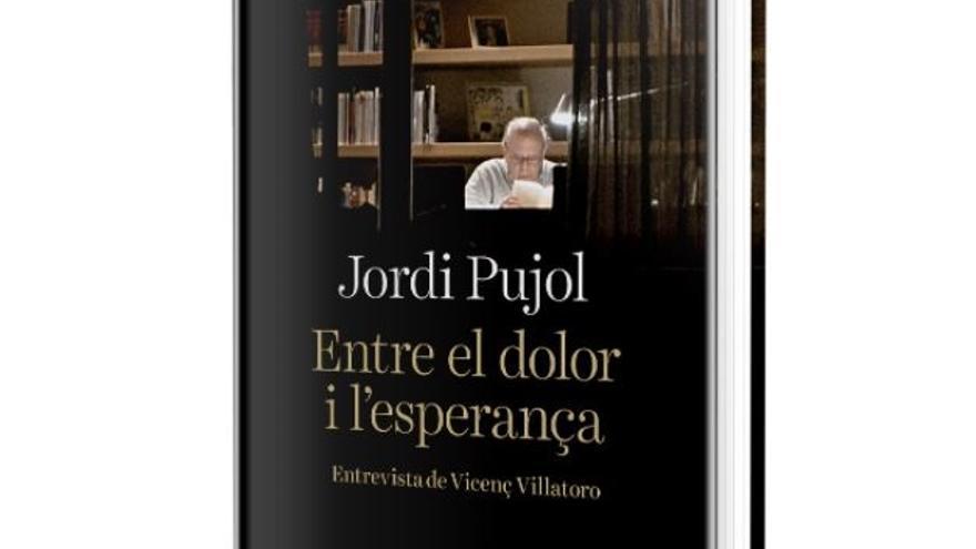 El libro del expresidente de la Generalitat Jordi Pujol 'Entre el dolor i l'esperança' --Entre el dolor y la esperanza en castellano-- estará disponible en librerías a partir del 2 de junio.