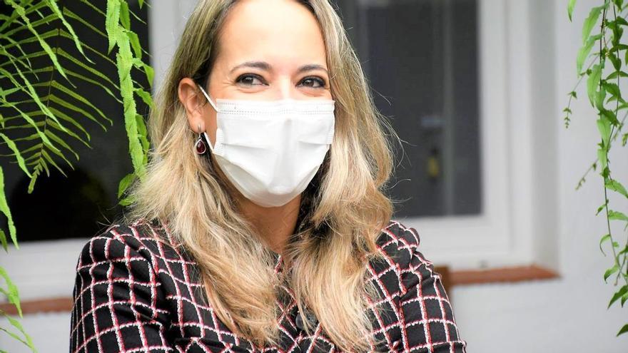 """Susana Machín es la única cargo público con expediente abierto en La Palma a la que se le pospondrá la segunda dosis de la vacuna, pero """"no se le negará"""""""