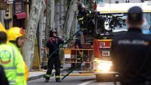 Tragedia en el edificio de la familia Rockefeller en Madrid: dos obreros sepultados en las obras de un bloque de lujo