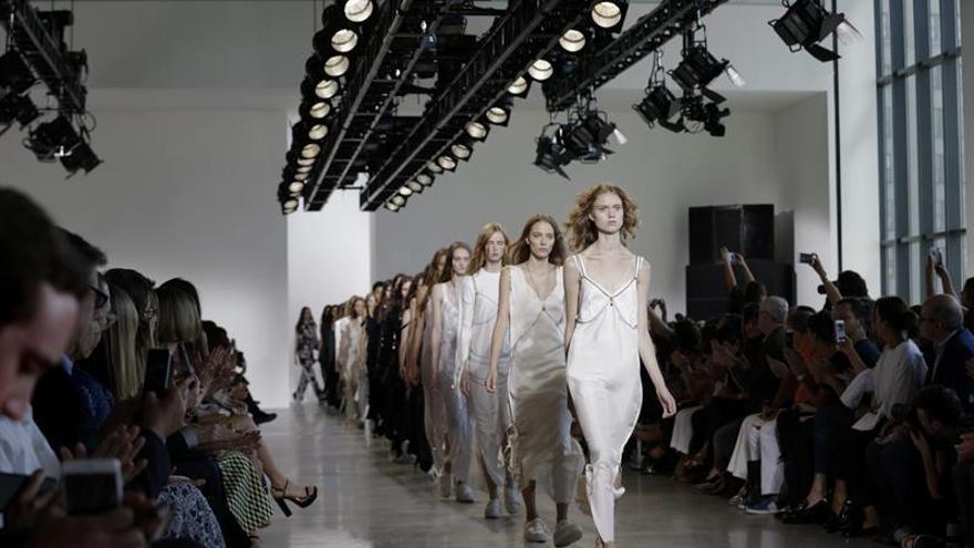 La moda se prepara para la vuelta al cole en Nueva York