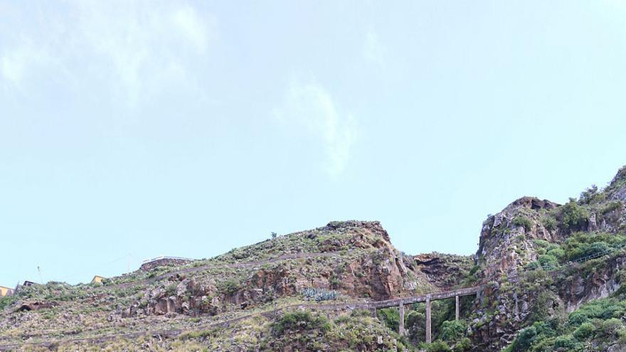 Cueva de Bencomo, en La Orotava