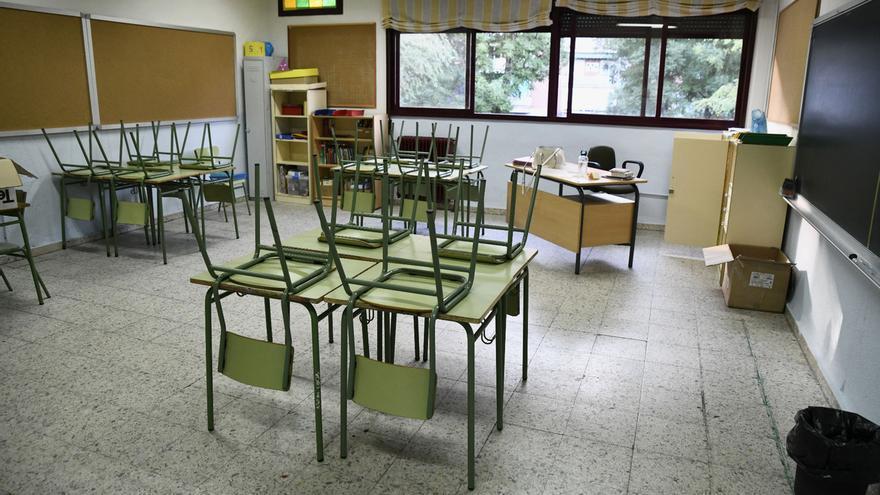 """CCOO exige a Junta una modificación """"urgente"""" de la normativa que limite a 15 el máximo de alumnos por aula"""