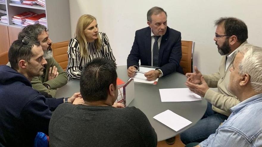 """Cobo (PSOE) insta a """"buscar soluciones y no culpables"""" en el cierre de Sniace"""