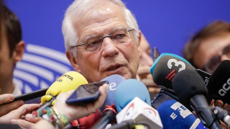 España condena la captura del petrolero británico en el estrecho de Ormuz