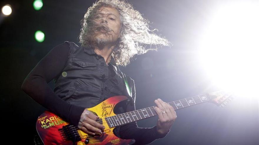 Metallica agota todas las entradas para sus conciertos en Madrid y Barcelona