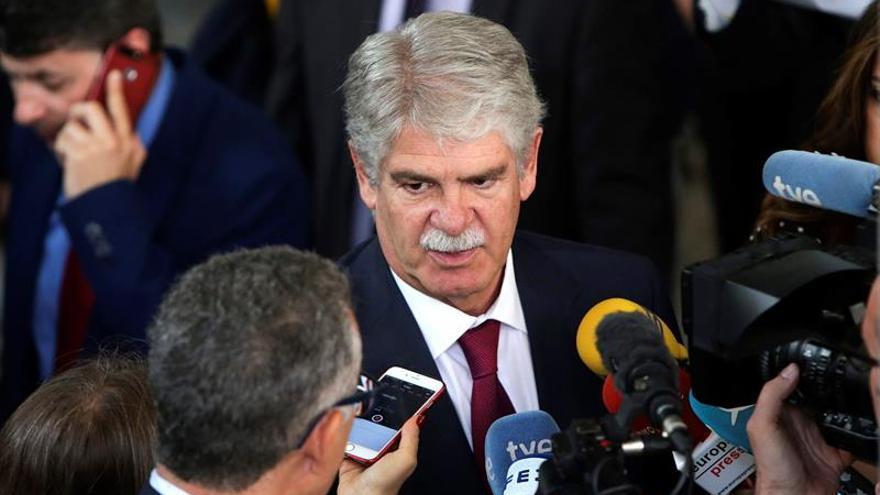 Dastis insta a reforzar el paso del Atlántico Sur para lograr más equilibrio con el Norte