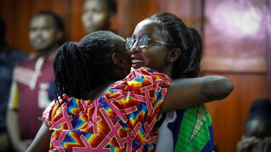 La Justicia de Kenia aplaza el dictamen sobre la despenalización de las relaciones homosexuales