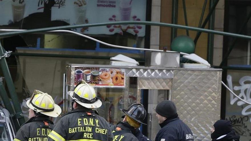Al menos tres muertos y 200 heridos en un accidente de tren en EE.UU.