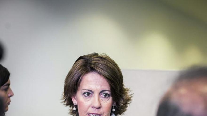 """Barcina pide """"respetar"""" la justicia sin buscar """"atajos"""" por marcha de Bilbao"""