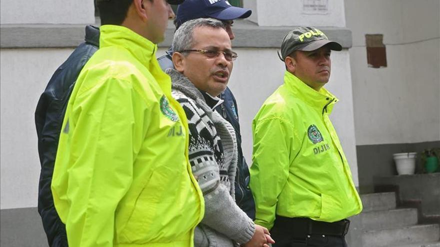 El peruano Rodolfo Orellana llegó a Lima expulsado de Colombia