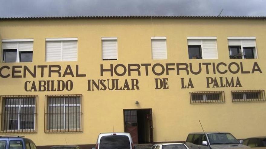 Central Hortofrutícola del Cabildo de La Palma en Buenavista (Breña Alta)