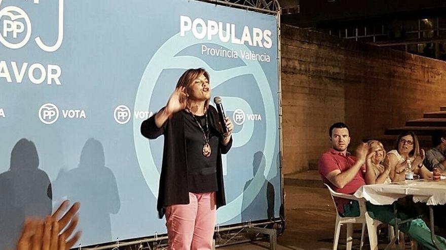 PP | Una España Sin Trucos Isabel-Bonig-mitin-PP_EDIIMA20160622_0095_18