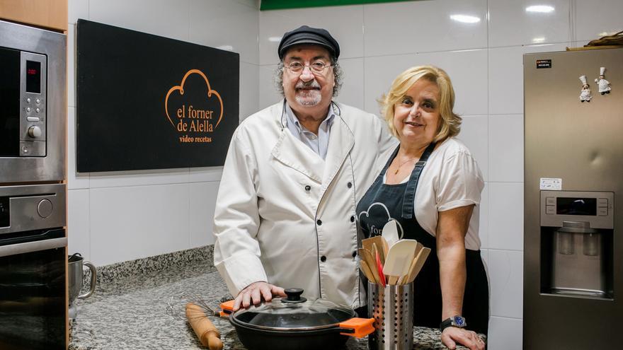 """El Forner de Alella, de jubilados a """"youtubers"""" gastronómicos de éxito"""