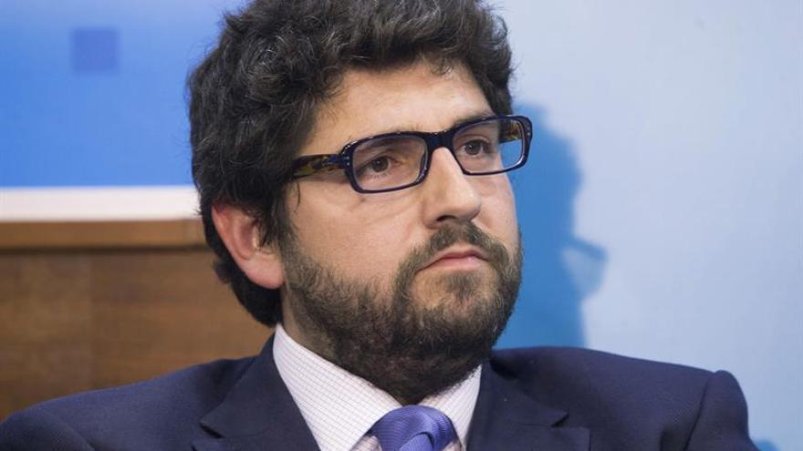 López Miras (PP), candidato a presidir Murcia con negociación con Cs estancada
