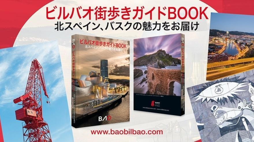 Presentan en Tokio 'Bilbao Essential', la primera guía de Bilbao y Bizkaia en japonés con 350 propuestas