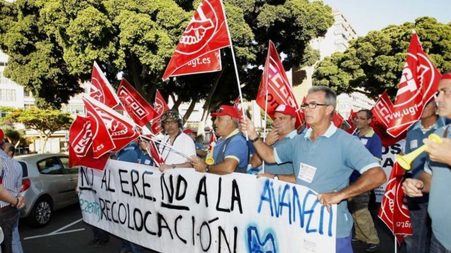 De la manifestación contra los recortes #8