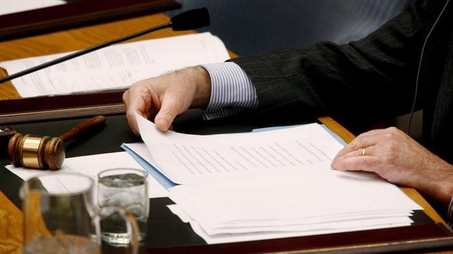 Magistrado investigado por corrupción pedirá licencia a Corte de Guatemala