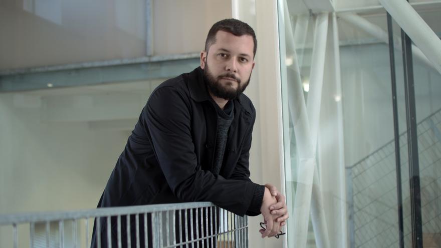 Sergio Porlán, director del Centro Párraga / Diana Barbosa