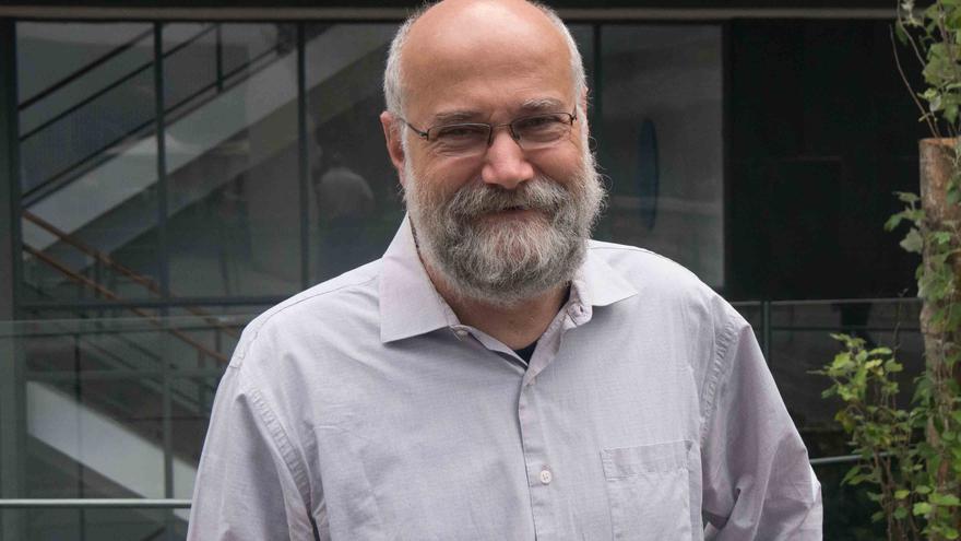 Yochai Benkler, profesor de Harvard y experto en producción digital colaborativa.