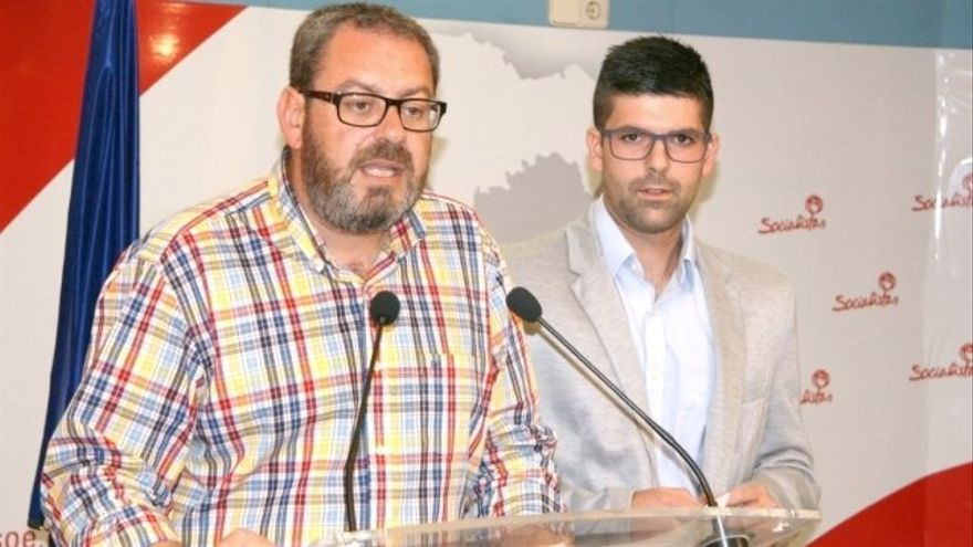 Eusebio Robles, PSOE Guadalajara / Foto: Europa Press