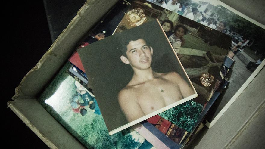 Fotografía de Jhon Jairo Rodríguez, el líder campesino asesinado a balazos el pasado 1 de noviembre.