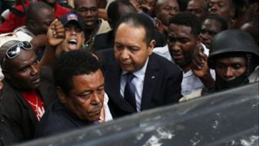 Jean Claude Duvalier. (EUROPA PRESS)