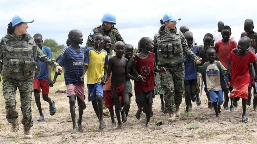 Unicef teme un aumento del reclutamiento de niños soldados en Sudán del Sur